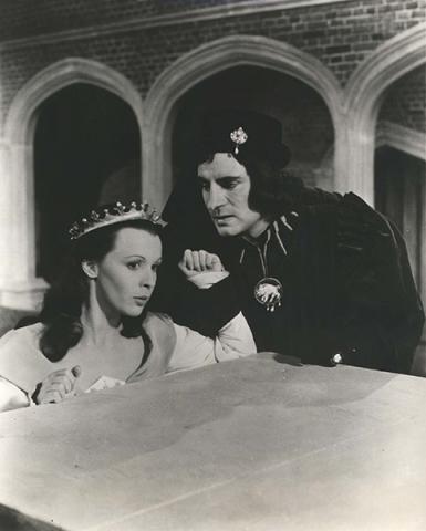 Richard III, London Films, 1955
