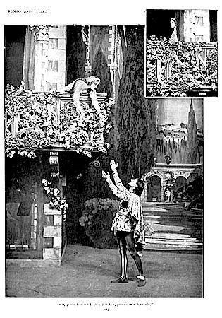 Romeo and Juliet, New Theatre, 1911