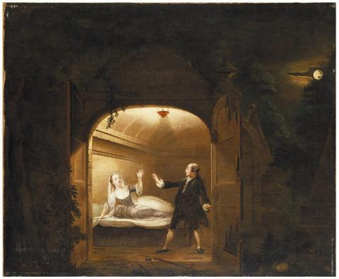 Romeo & Juliet: Garrick and George-Anne Bellamy