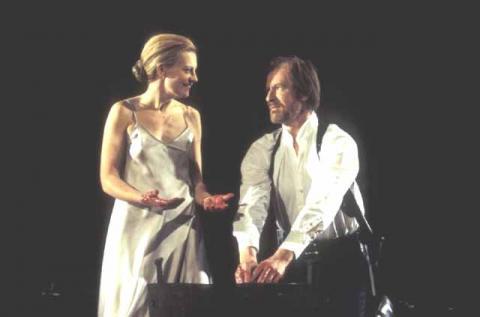 The Macbeths: Alan Howard and Anastasia Hille