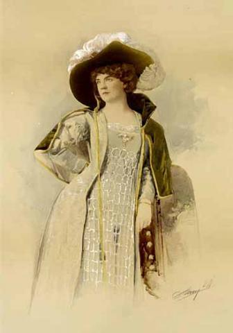 The Taming of the Shrew, Ada Rehan as Katherina, 1893