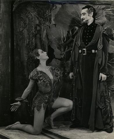 The Tempest, Margaret Webster Production, 1945