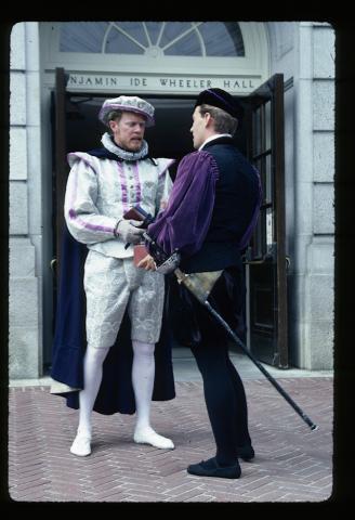 The Two Gentlemen of Verona, Berkeley Shakespeare Program, 1986