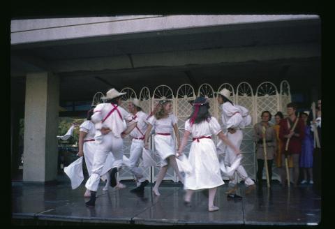 The Two Noble Kinsmen, Berkeley Shakespeare Company, 1978