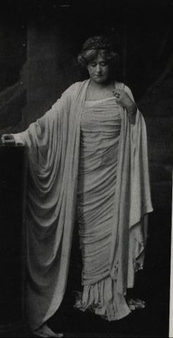 The Winter's Tale, Ellen Terry as Hermione, 19th Century