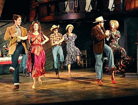 The Winter's Tale, IV.iv: Shakespeare Santa Cruz, 2005.