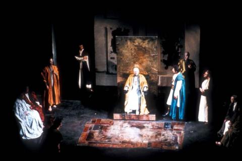Timon of Athens, Royal Shakespeare Company, 1965