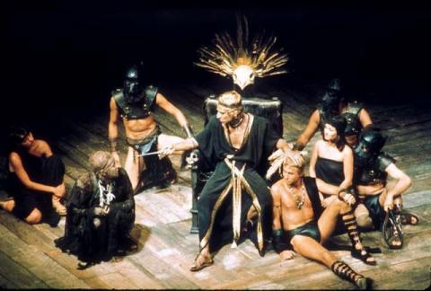 Troilus and Cressida, Royal Shakespeare Company, 1976