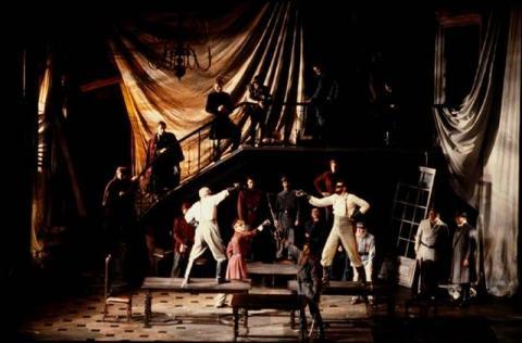 Troilus and Cressida, Royal Shakespeare Company, 1985