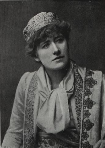 Twelfth Night, Ellen Terry as Viola, 19th Century