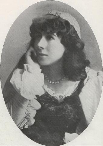 Two Gentlemen of Verona, Constance Benson as Julia, 19th Century