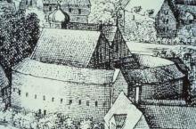 The Second Globe Theatre (1614-1642)