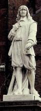 Andrew Marvell Statue at Kingston-on-Hull