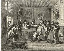 Falstaff Examines His Recruits