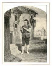 Buckstone as Launcelot Gobbo
