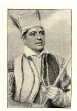 Mr. Fawcett as Touchstone (1819)