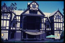 "The Oregon Shakespeare Festival's ""Elizabethan"" Theatre at Ashland"