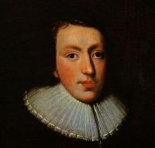 The Youthful John Milton