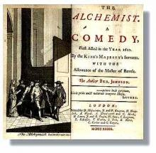 The Alchemist (1739 Edition)
