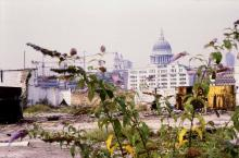 The Undeveloped Globe Site on the South Bank