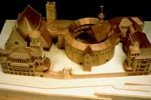 Model for the Rebuilding of Shakespeare's Globe Theatre