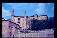 The Ducal Palace at Urbino in which The Courtier is Set