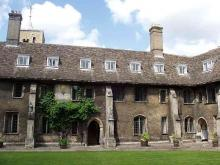Old Court at Corpus Christi College, Cambridge