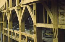 The Canopy Roof Supports