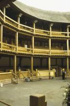 Unfinished Globe Interior (1996)