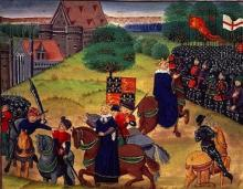 The End of the 1381 Peasants' Revolt