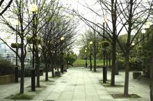 South Bank Walkway to the Globe