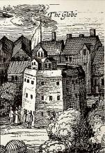 The Globe Theatre: View by Claes Visscher