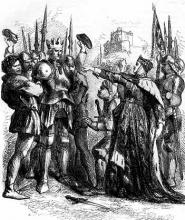 Henry VI, Part 3: Queen Margaret Mocks the Duke of York Before Having Him Killed