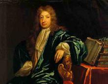 John Dryden Portrait