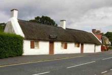 Robert Burns Birthplace in Alloway