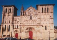 The Church of the Holy Cross, Bordeaux