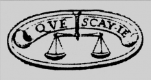 Montaigne's Motto