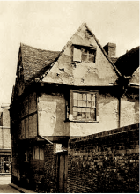 The Marlowe Family's House in Canterbury