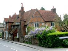 Milton's Cottage at Chalfont St. Giles