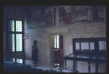 Interior of Petrarch's House at Arquà