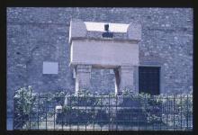 Petrarch's Tomb at Arquà Petrarca