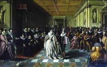 Wedding Ball of the Duc de Joyeuse