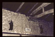 La Devinière: Barn at The Farm of Rabelais