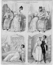 Romeo and Juliet: The Attitudes of Miss Fanny Kemble as Juliet