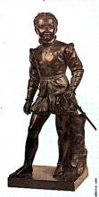The King of Navarre as a Youth