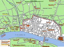 Shakespeare's London: Circa 1576-1642