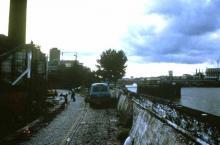 The Globe Site in Southwark