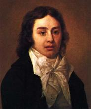 Samuel Taylor Coleridge (1772-1834) in 1795