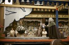 A Medieval Mystery Play at York, 1957