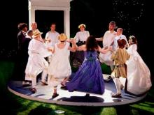 A Midsummer Night's Dream, California Shakespeare Theatre, 2002